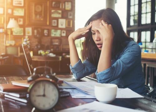 makanan sehat pencegah stress